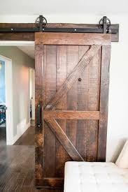 double z brace rustic barn doors wood barn door barn door track