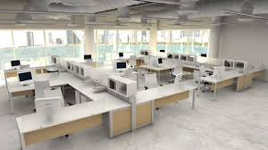 Modern Workstations Modular Office Furniture YouTube