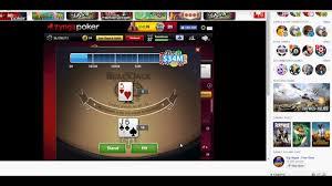 zynga blackjack video shows the process of how to play blackjack on zynga
