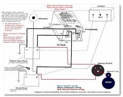 dual battery isolator wiring diagram gooddy org how to install a dual battery system in a vehicle at Dual Battery Charging System Diagram