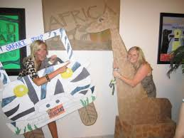 Safari Themed Party Props