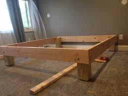 diy king bed frame. Exellent Bed IMG_0004JPG Throughout Diy King Bed Frame E