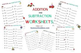 Free Printable Menu Math Worksheets Kids Exercises For Grade 2 ...