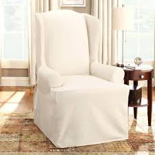 Furniture Arm Chair Slip Covers Slipcover For Wooden Armchair