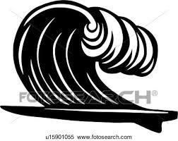 板 装置 海洋 スポーツ サーフィンをしなさい サーフィン 波 クリップアート切り張りイラスト絵画