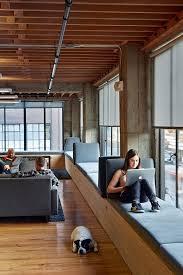 modern office space. heavybit industries modern office space