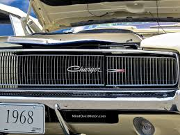 1968 Dodge Charger at the New Hope Car Show   Mind Over Motor