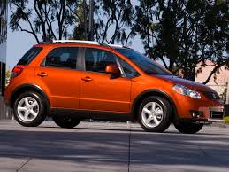 2007 Suzuki SX4 Wallpaper and Image Gallery - conceptcarz.com
