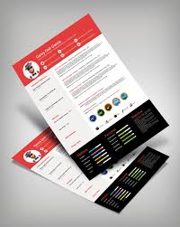 Free Simple Resume Design Template For Ui Ux Designers Good Resume