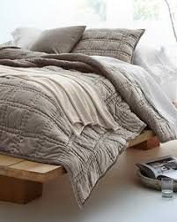 eileen fisher bedding. Modren Bedding The Luxuriously Cozy Quilt And Sham By EileenFisher Home Is Irresistibly  Plush Touch Of Velvet On Eileen Fisher Bedding R