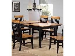 Eci Furniture Lancaster 2199 10 T4x2199 10 5 Solid Wood 5 Piece