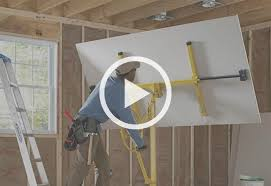 how to install a dry wall at the home depot with replace section of drywall ideas 13