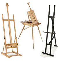 Portable Stands For Display Display Easels Floor And Countertop Art Stands 78
