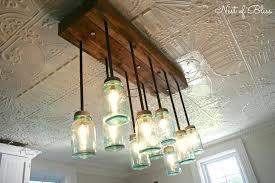 diy kitchen chandelier build it mason jar chandelier from nest of bliss mason diy kitchen chandelier diy kitchen chandelier