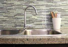 linear glass mosaic tile mm linear glass mosaic tiles rocky point tile contemporary kitchen rip curl