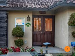 glass double front door. Traditional Style Fiberglass 60\ Glass Double Front Door O