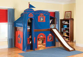 ... Kids room, Living Room Mesmerizing Hideaway Kids Bed With Slide  Pictures To Pin On Pinterest ...