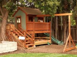 playhouse plans with loft modern outdoor playhouse plans modern playhouse kit storybrooke cottage playhouse free elevated playhouse plans