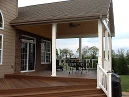 waynesville oh covered porch and deck pavilions