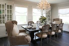 french cane dining chairs