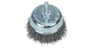 <b>Wire</b> cup brushes for drills – <b>Crimped wire</b>, 70 mm   Bosch DIY