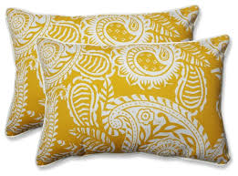 Out Indoor Ad Oversized Rectangular Throw Pillow Contemporary