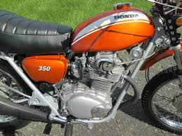 1971 honda sl350 k1 restoration vintage enduro discussions attachments