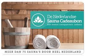 Sauna bon
