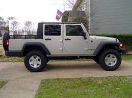 would you this 4 door jk truck how much would the modification be worth