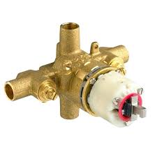 shower faucet with separate volume and temperature controls standard pressure balance bath control valve delta