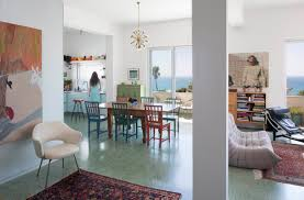 colorful furniture. Colorful Apartment In Tel Avid Adorned With Vintage Furniture 2 C