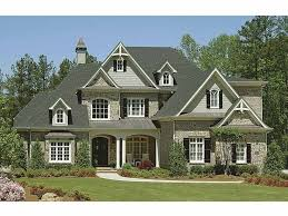 Superior French Country House Plan With 4478 Square Feet And 5 Bedrooms From Dream  Home Source |