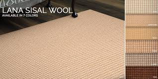 glamorous wool sisal rugs on area by color style direct