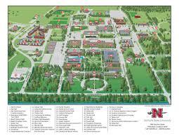 campus map – about nicholls