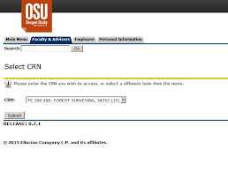 Oregon State Active Duty Pay Chart Faculty Staff