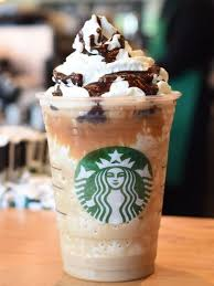 starbucks frappuccino flavors 2015. Fine 2015 Caramel Cocoa Cluster Frappuccino Blended Coffee Beverage In Starbucks Flavors 2015 H