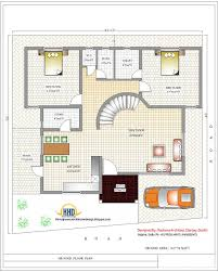 astounding house plan for 2000 sq ft in india contemporary plan
