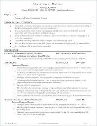 Project Coordinator Resume Examples Project Coordinator Resume