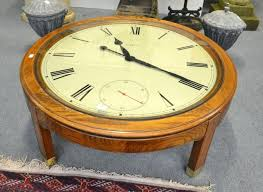 clock coffee tables furniture inspiring clock coffee table with round coffee table with clock coffee addicts clock coffee tables