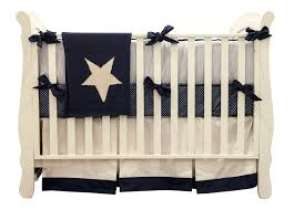 bedtime story navy bedding set