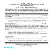 Sample Resume For Leasing Consultant Good Leasing Agent Sample Resume For Resume For Leasing Agent This