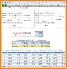 Loan Schedule Excel Template Auto Loan Excel Template Auto Loan Amortization Schedule Excel