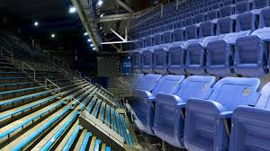 Rupp Arena Unveils New Seating In Upper Arena