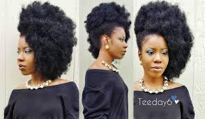 Afro Braid Hair Style 3 cute styles i love kinky crochet braids teeday6 youtube 6183 by wearticles.com