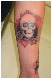 Barevné Tetování Roman Sáňka