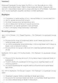 Leasing Consultant Cover Letter Leasing Agent Cover Letter Sample