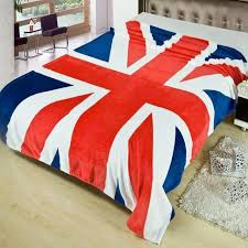 british flag bedding set new union jack british uk flag blanket us flag blankets plush fleece