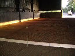 step 2 tipping floor repair at virginia transfer station