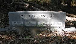 Marion Fields (1891-1955) - Find A Grave Memorial