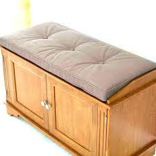 indoor bench cushion dining ideas custom teak highland seat best cushions on benches ikea
